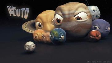 Indeed... poor Pluto...